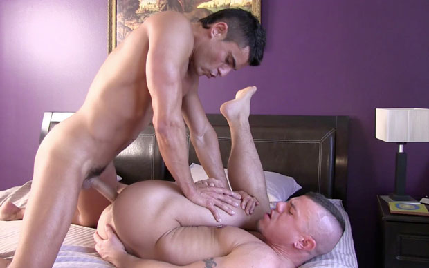 Rafael Carreras and Jesse Santana - RawFuckClub.com