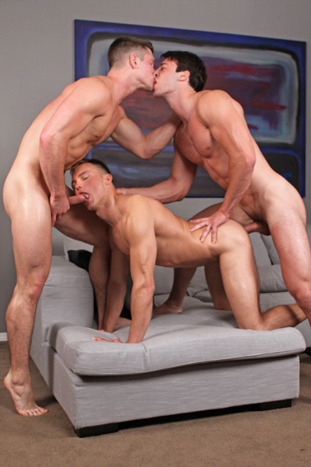 Dane, Grayson and Jarek - SeanCody.com