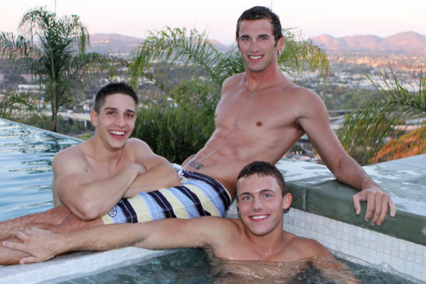 Peter, Calvin and Joshua - SeanCody.com