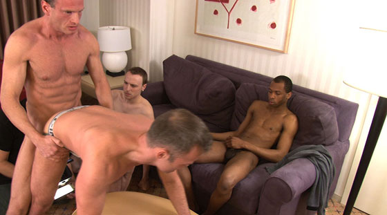 Steve, John, Kurt Wood, Felch and Jay Ross - TIMFuck