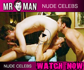 Mr Man - Nude Male Celebs