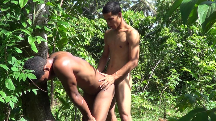 Joaquin and Antonio - Bareback Latinoz