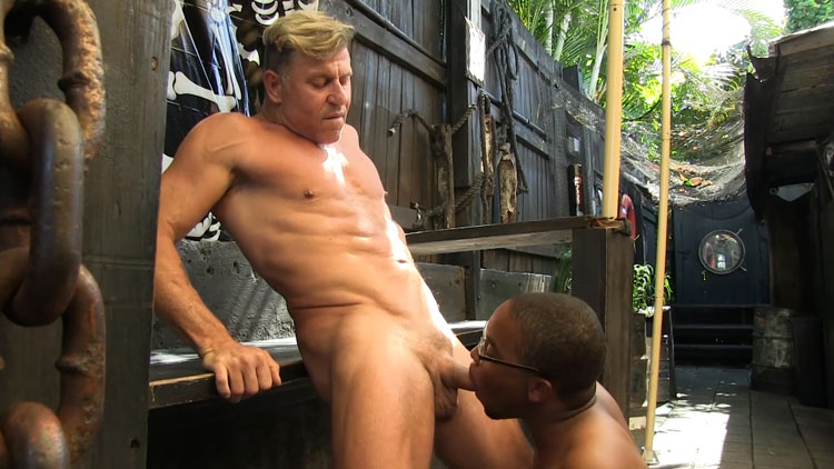 Donny Ray and Peter Fulton - Bareback Me Daddy