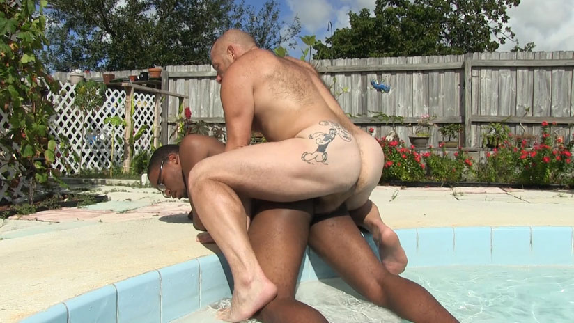 Donny Ray and Sailor Blue - Bareback Me Daddy