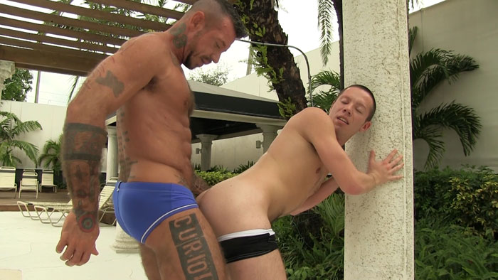 Ray Dalton and Colton Suede - Bareback Me Daddy