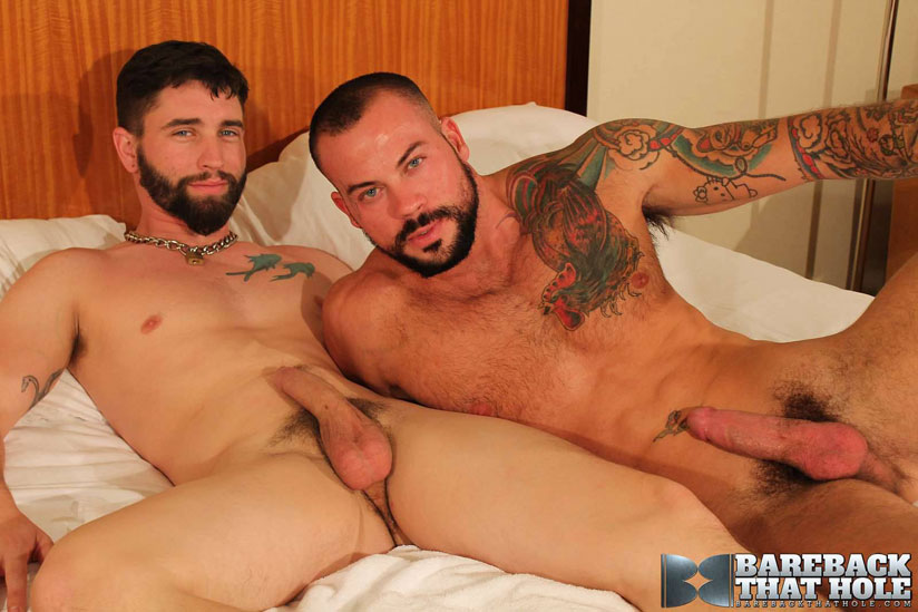 Sean Duran and Jackson Fillmore - Bareback That Hole