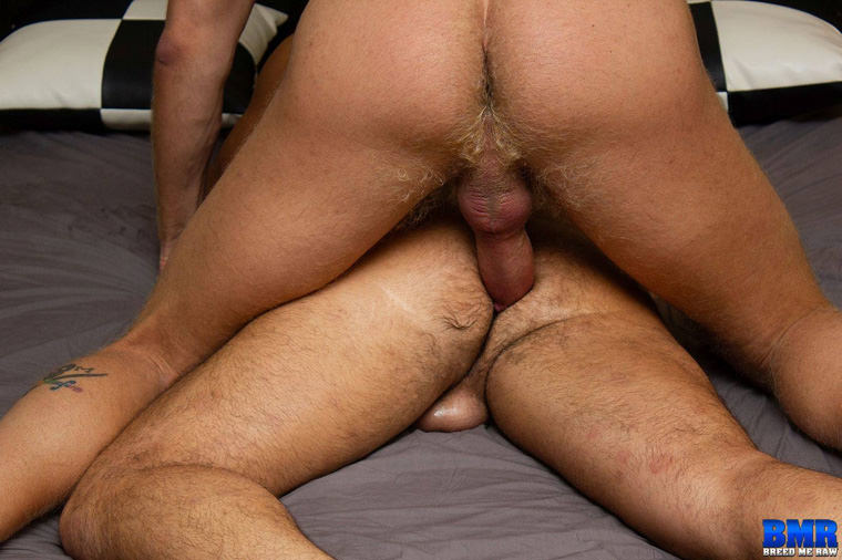 Silver Steele and Matt Ryder - Breed Me Raw