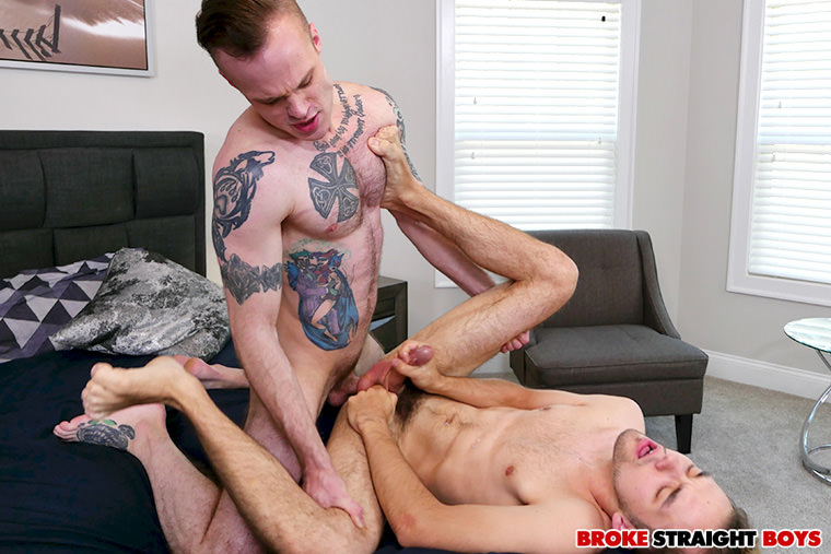 Marcus Rivers and Cody Smith - Broke Straight Boys