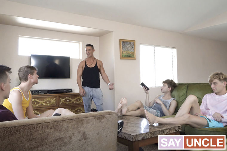 Alex Meyer and Jesse Bolton - Brother Crush (Say Uncle)