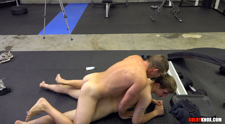 Colby Chambers, Mickey Knox and Willy T. - Colby Knox