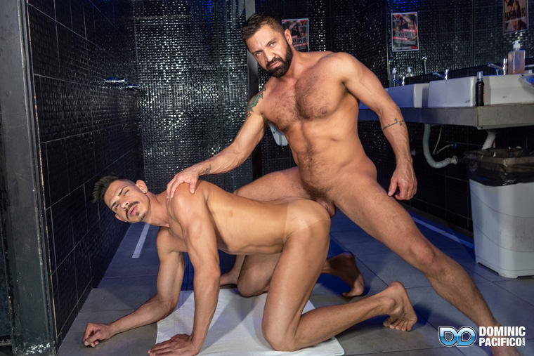 Gustavo Mueller and Dominic Pacifico - Dominic Pacifico