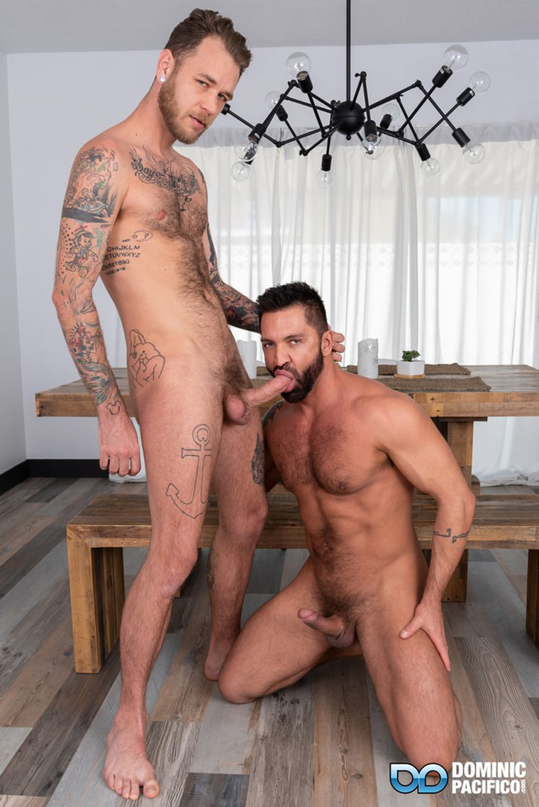 Ryan Powers and Dominic Pacifico - Dominic Pacifico