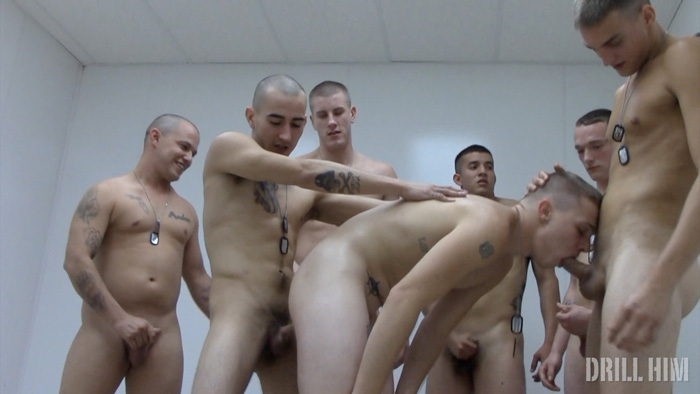 Broc Ross, Matt Watson, Brendon Scott, James Dickson, Joey Rico, Zeke Weidman and Andres Steel - Drill Him