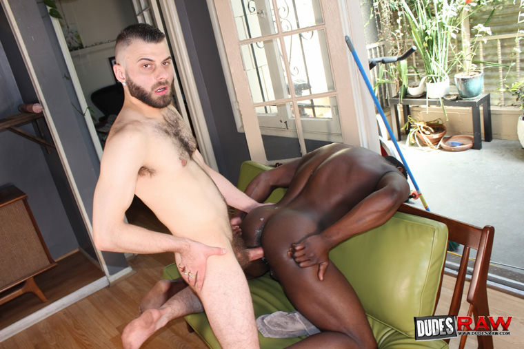 William Crown and Parker Payne - Dudes Raw