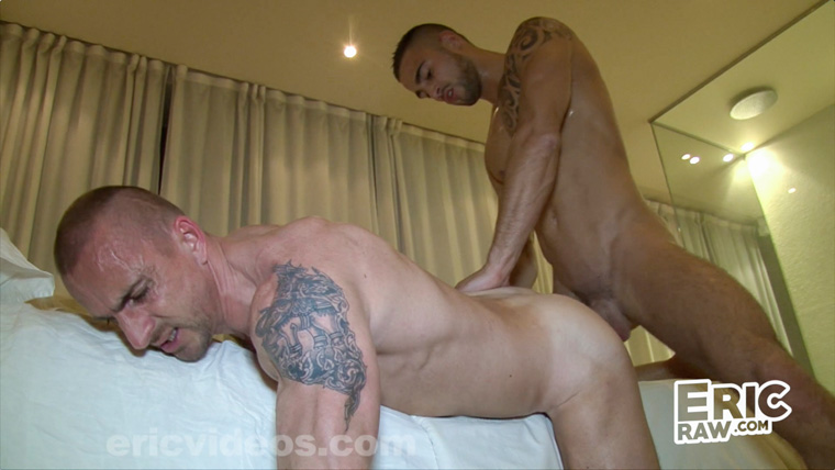 Will Helm and Kirss Aston - Eric Raw