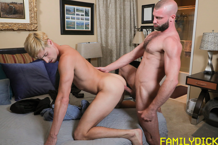 Taylor Reign and Donnie Argento - Family Dick