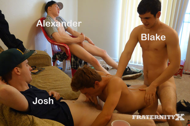 Bitch Making - FraternityX