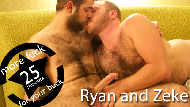 Ryan and Zeke - GuyBone