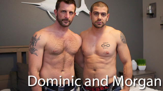 Dominic and Morgan - GuyBone