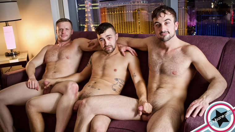 Brian Bonds, Charles Grey and Mason Lear - GuyBone
