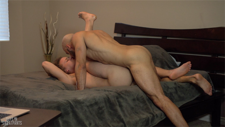 Austin Wilde and Corbin Colby - Guys In Sweatpants