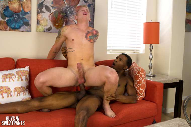Charles King and Leo Luckett - Guys In Sweatpants