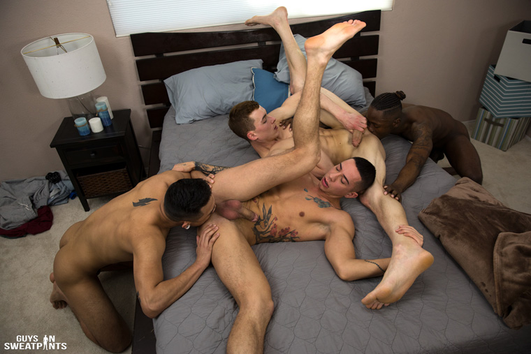 Hoss Kado, Mateo Vice, Miller Axton and Vincent O'Reilly - Guys In Sweatpants