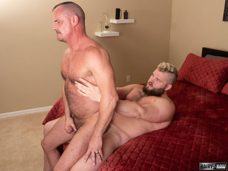Lion Reed and Christian Mitchell - Hairy and Raw