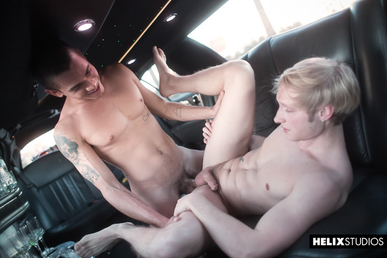 Ashton Summers and Max Carter - Helix Studioso