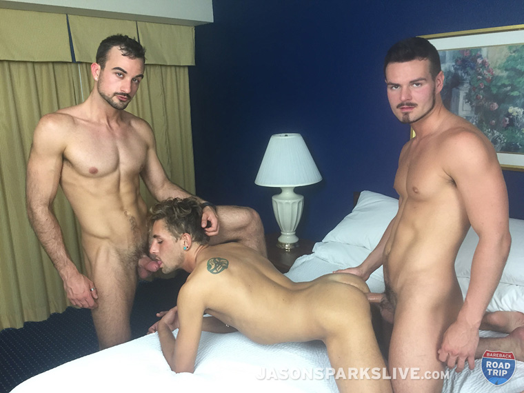 Alex Lane, Kyle Steele and Mason Lear - Jason Sparks Live