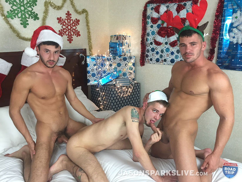 Scott DeMarco, Brogan Reed and Joshua James - Jason Sparks Live