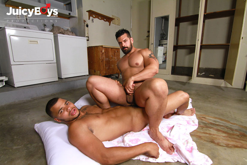 Marcus Ruhl and Kaden Alexander - Juicy Boys
