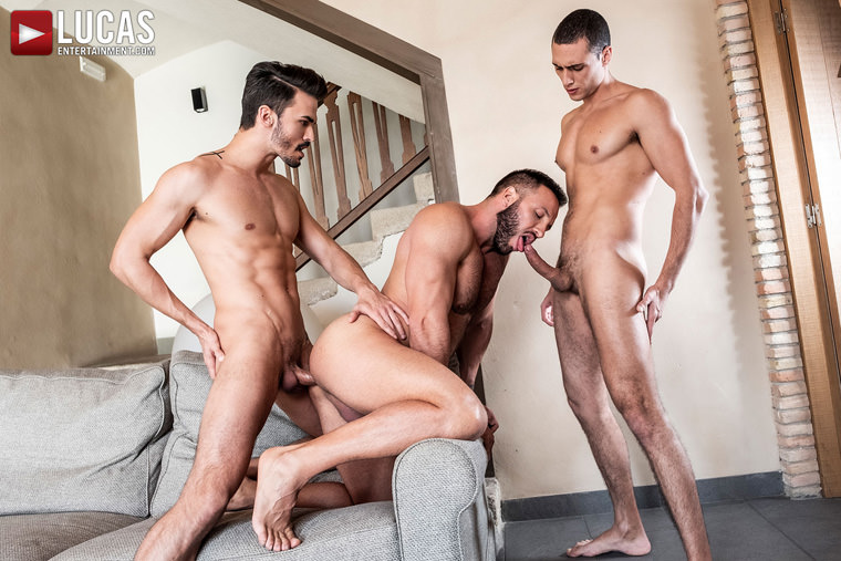 Aaden Stark, Donato Reyes and Javi Velaro - Lucas Entertainment
