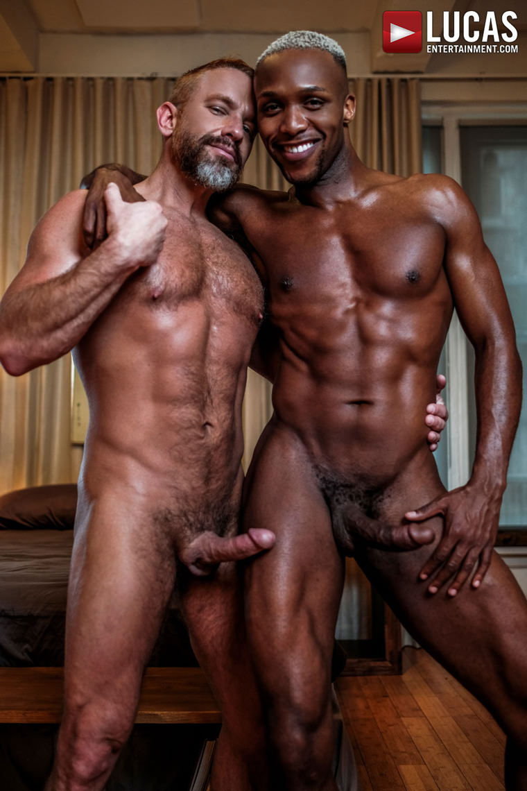 Andre Donovan and Dirk Caber - Lucas Entertainment