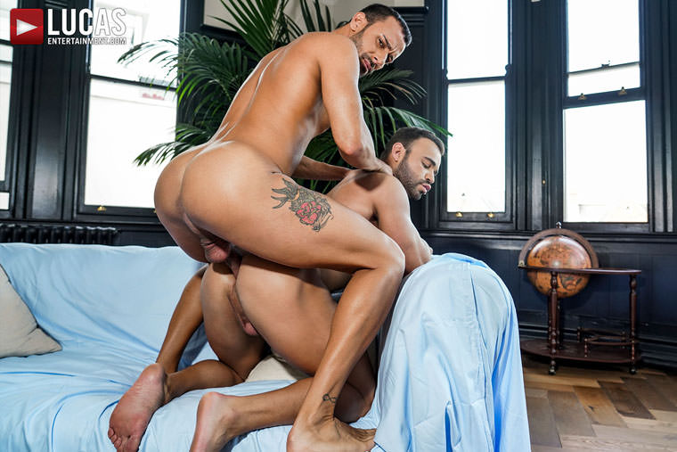 Gustavo Cruz and Sean Austin - Lucas Entertainment