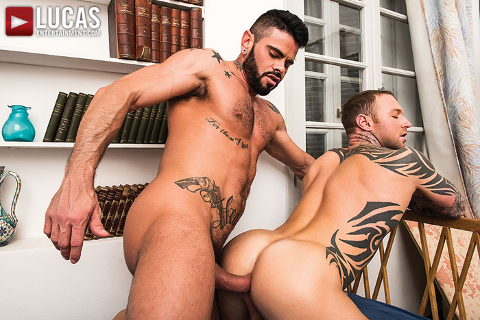 Mario Domenech and Dylan James - Lucas Entertainment
