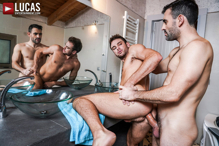 Max Arion and Max Adonis - Lucas Entertainment