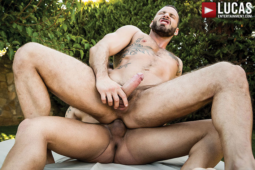 Sergyo and Antonio Miracle - Lucas Entertainment