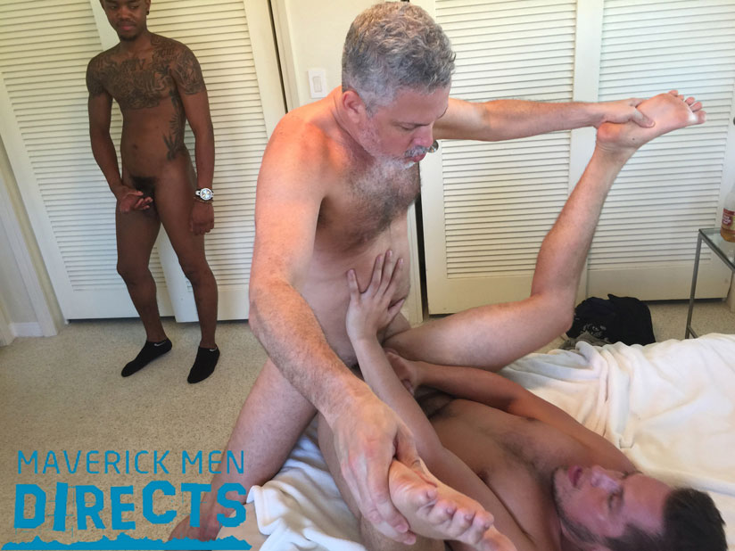 Ken and Trevor - Maverick Men Directs