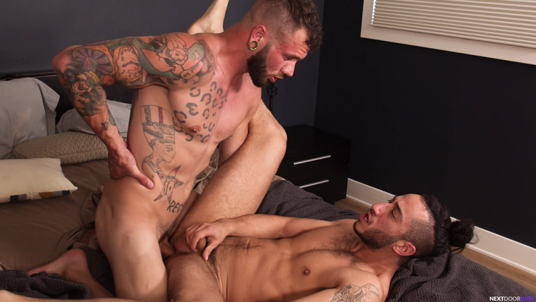 Johnny Hill and Xavier Cole - Next Door Raw
