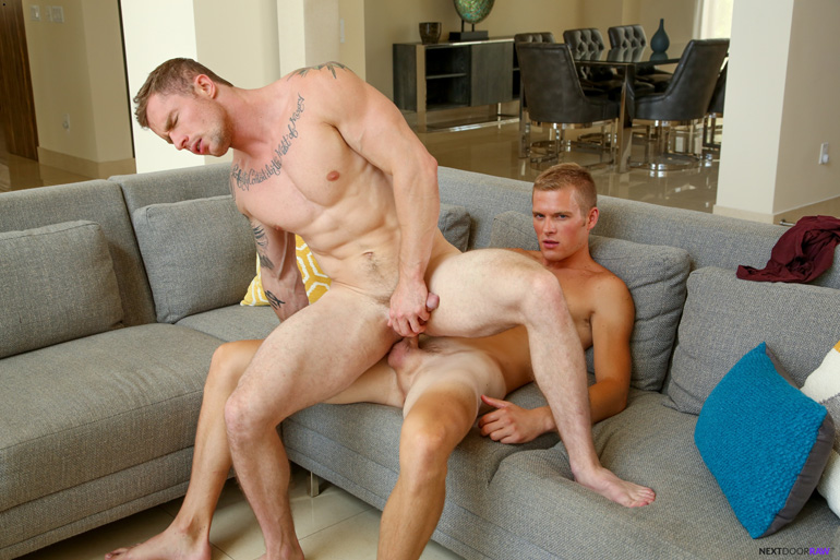 Markie More and Ty Thomas - Next Door Raw