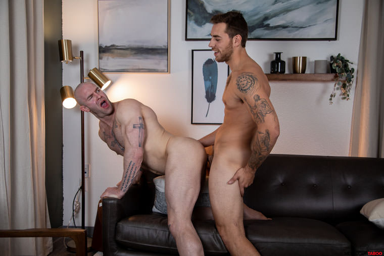 Christian Cayden and Carter Woods - Next Door Taboo