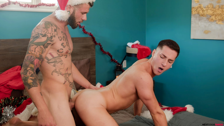 Tristan Hunter and Johnny Hill - Next Door Taboo