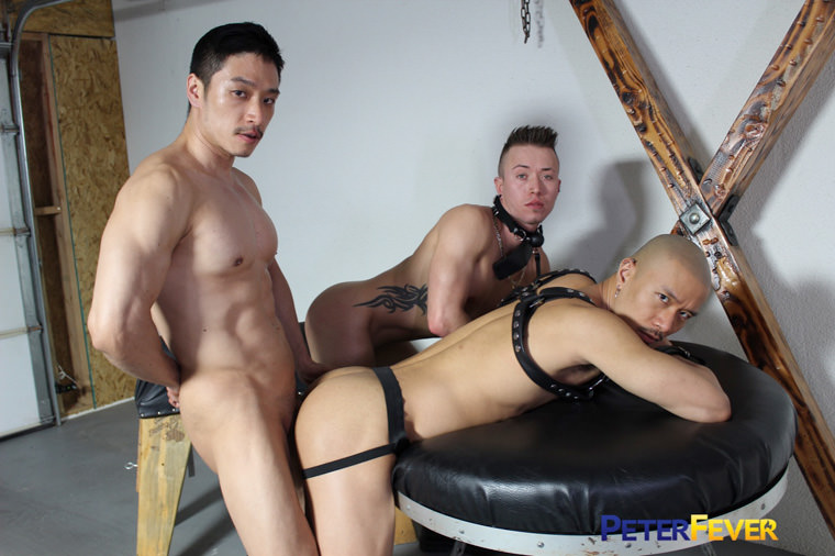 Duncan Ku, Tyler Slater and Caged Jock - Peter Fever