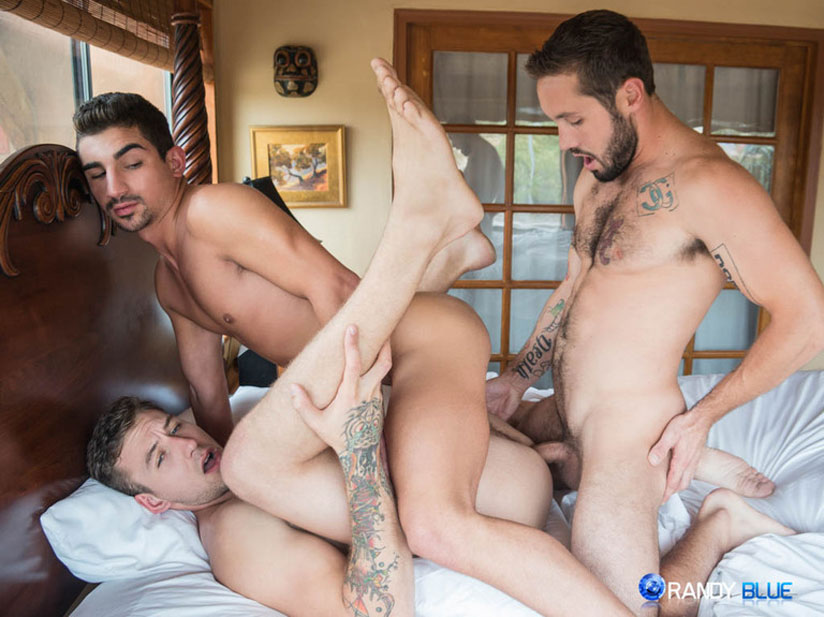 Atticus Fox, Jeff Powers and Lukas Valentine - Randy Blue
