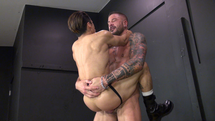 Armond Rizzo and Dolf Dietrich - Raw and Rough