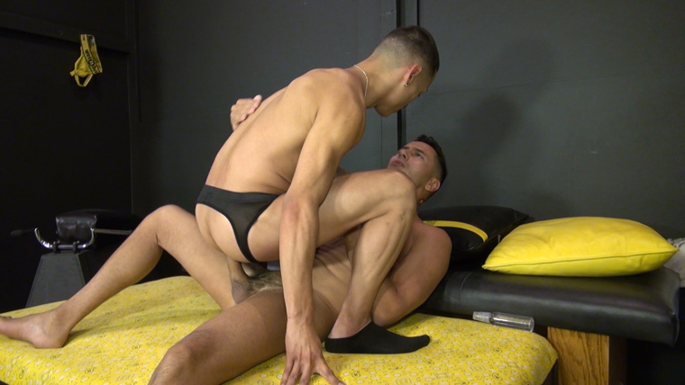 Gabriel D'Alessandro and Theo Styles - Raw and Rough