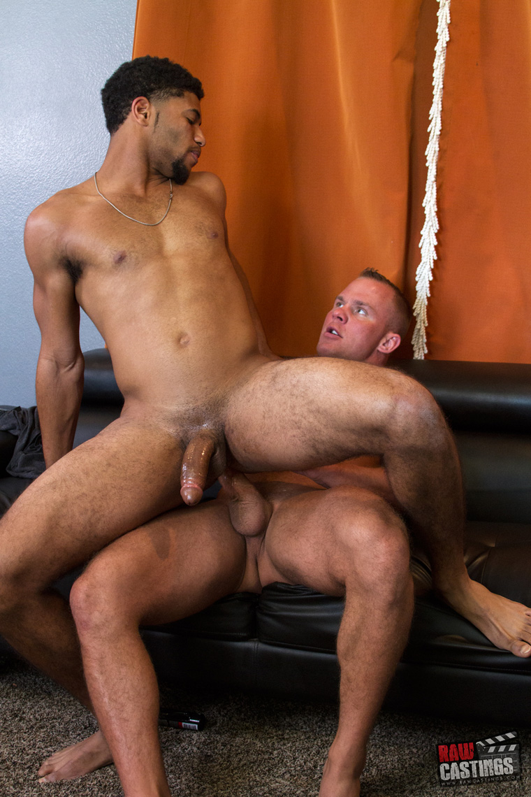 Austin Andrews and Pierre Pierce - Raw Castings