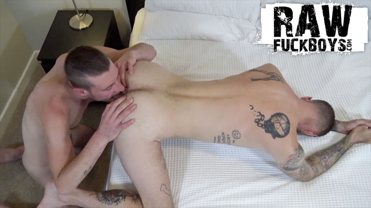 Ryan Powers and Lee Buttons - Raw Fuck Boys