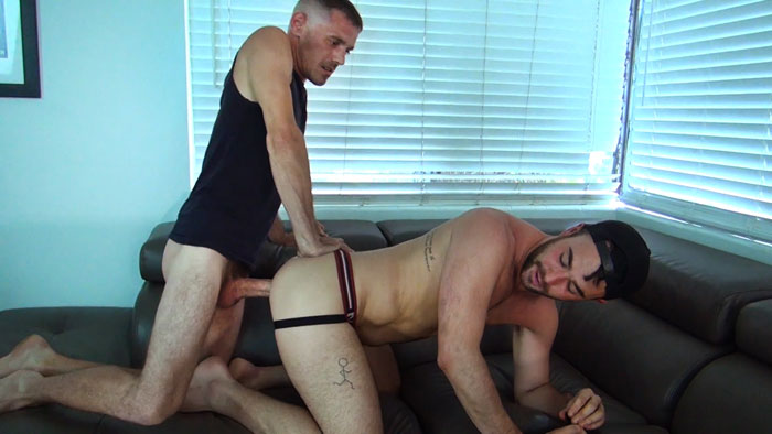 Brett Bradley and Alex Mason - Raw Fuck Club